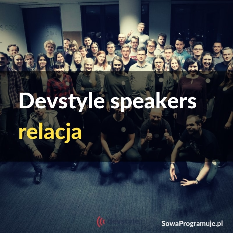 devstyle speakers